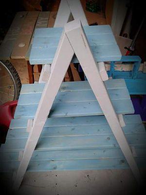 Rustic ladder shelf for Sale in Virginia Beach, VA