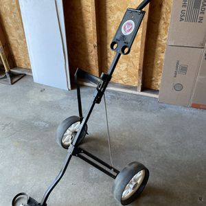 Golf Push Cart for Sale in Wethersfield, CT