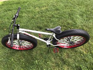 Mongoose Malus FatTire Bike !!!! for Sale in East Meadow, NY