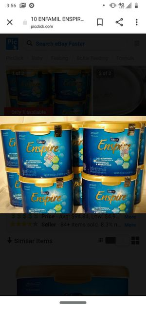 Enfamil enspire for Sale in Kent, WA
