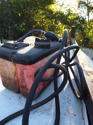 Omc outboard motor oil tank for Sale in Riverdale, MD