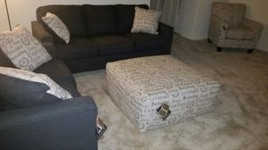 Brand New w/ tags, 4 Pcs living room set for Sale in Baltimore, MD