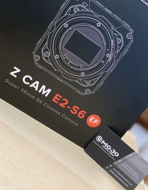 Z CAM E2-S6 Super 35 6K Cinema Camera (EF Mount) for Sale in Long Beach, CA