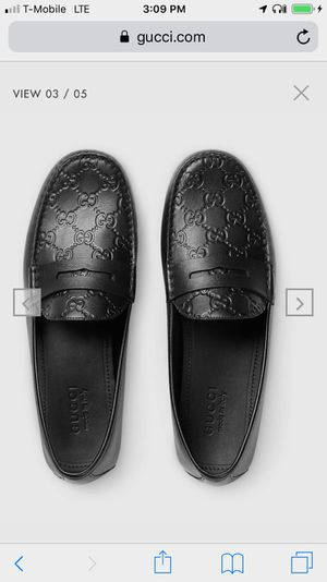 Orginal Gucci Shoes for Sale in Dallas, TX