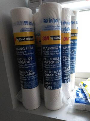 Masking films for Sale in Chicago, IL