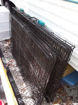 Dog crates for Sale in Woodbine, MD
