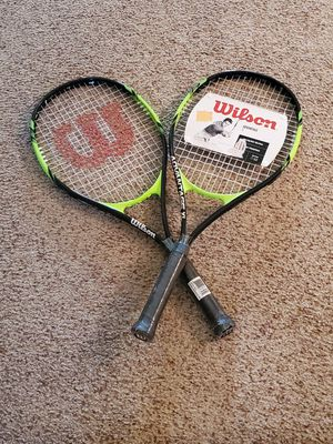 New Wilson tennis rackets for Sale in Phoenix, AZ