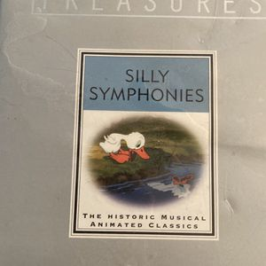 What Disney treasures silly symphonies for Sale in Sugar Land, TX