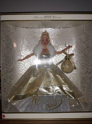 2000 Christmas edition barbie for Sale in Buda, TX