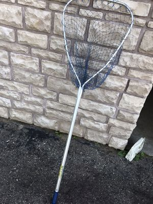 Medium size fishing net for Sale in Waterford Township, MI