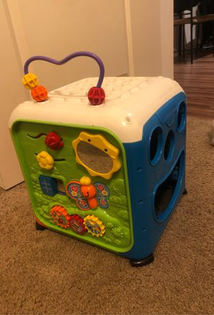 Play cube for Sale in San Antonio, TX
