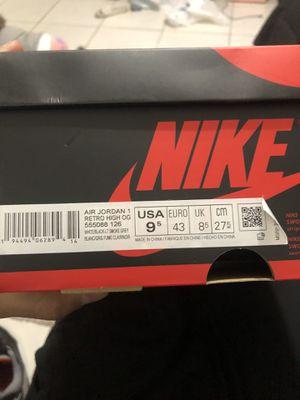 Smoke grey Jordan 1 for Sale in Miramar, FL