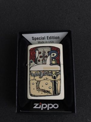 Zippo lighter SPECIAL EDITION for Sale in San Carlos, CA