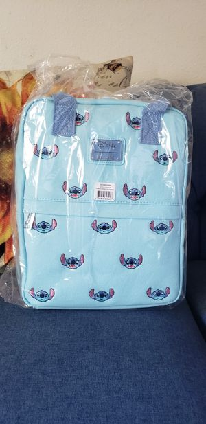 loungefly stitch backpack for Sale in Stockton, CA