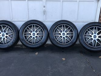 """18"""" 5 lug Universal Rims And Tires for Sale in West Orange,  NJ"""