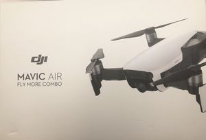 DJI Mavic Air Fly More Combo Drone Deluxe Kit 2019 for Sale in Henderson, NV