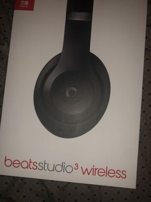 Beats studio 3 for Sale in Richmond, VA