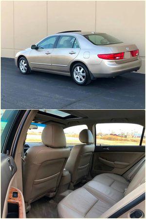 No Problems Honda Accord 2005 EX-v6 3.0L for Sale in Wichita, KS