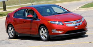 2014 Chevy Volt plug in hybrid car for Sale in Stephens City, VA