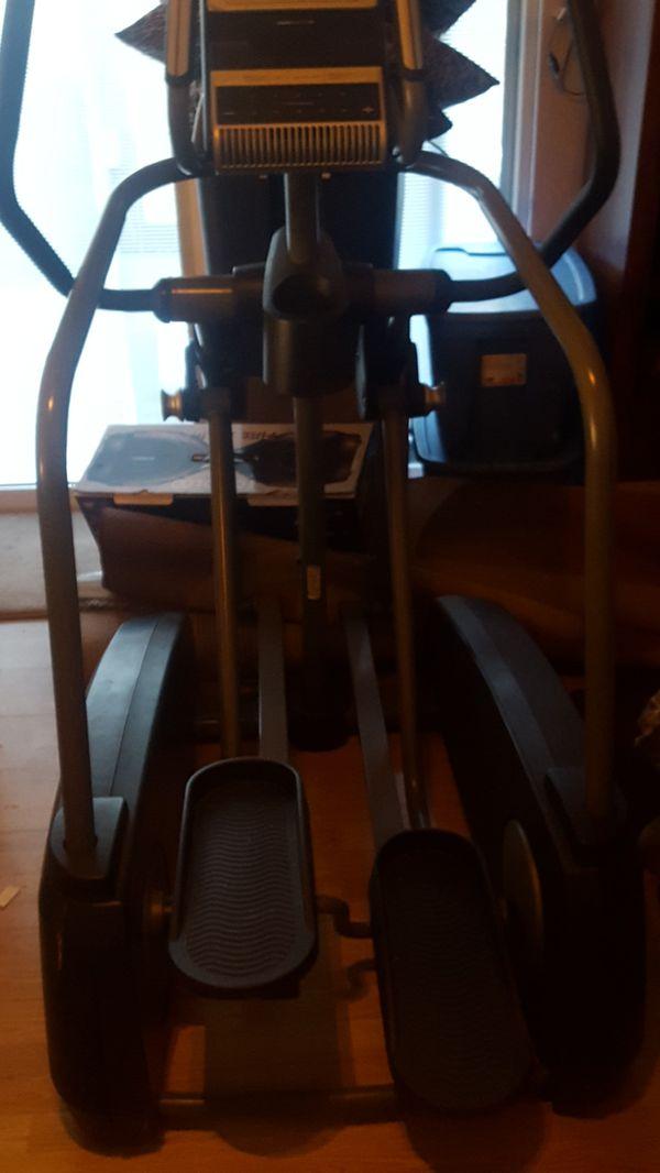 elliptical, nordictrack