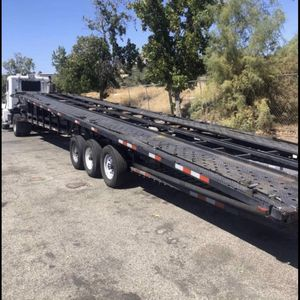 2006 Four Car Hauler Trailer for Sale in Fort Worth, TX