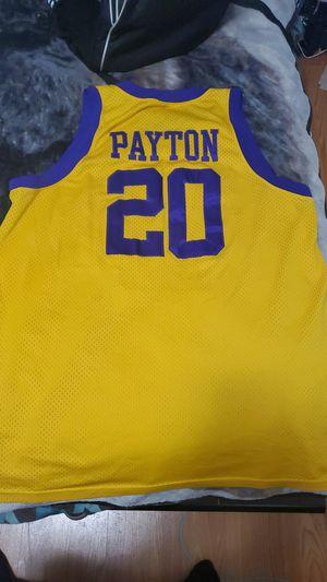 Lakers Gary payton jersey XXL for Sale in Seattle, WA