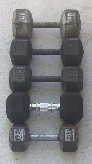 Single Weight Dumbbells for Sale in Las Vegas, NV