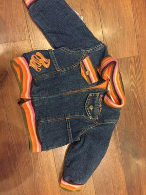 Super cool Rocawear denim jean jacket for baby for Sale in Buckeye, AZ