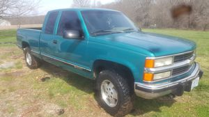 1994 chevy 4x4 extended cab for Sale in Cameron, MO