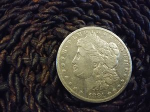 1881 Carson City Morgan silver dollar for Sale in Washington, DC