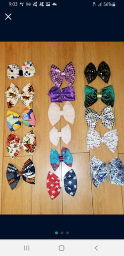 BOWS | HAIR ACCESSORIES 🎀🎀🎀 for Sale in Los Angeles, CA