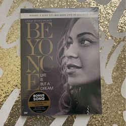 Beyonce -DVD Set- Life is but a dream for Sale in Hampton,  VA