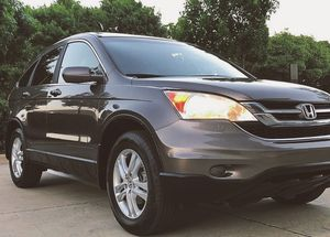 HONDA CRV 2010 WELL MAINTAINED SILVER COLOR GRAY HEATED SEATS for Sale in West Valley City, UT