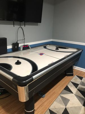 Sportrac air hockey table for Sale in North Olmsted, OH