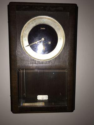 Antique Junghans Wall Clock - for parts or repair for Sale in Atlanta, GA