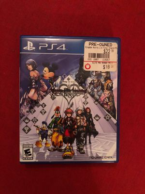 Kingdom Hearts 2.8 for Sale in South Gate, CA