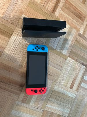 Nintendo Switch + 2 Games + Pro Controller for Sale in New York, NY