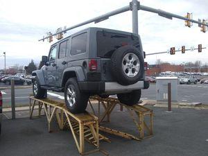 2014 Jeep Wrangler unlimited Sahara for Sale in Manassas, VA