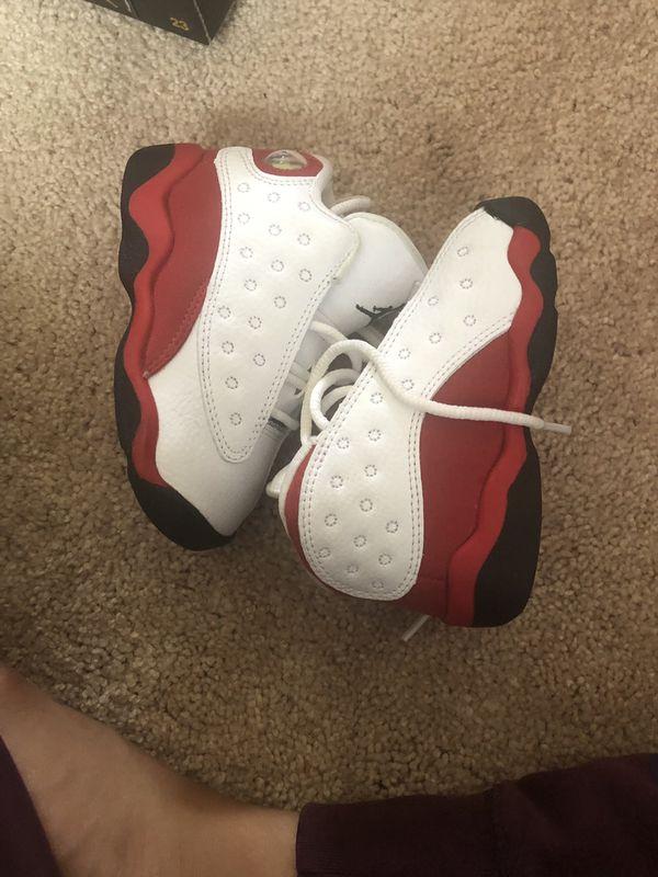 Size 6C Jordan 13s