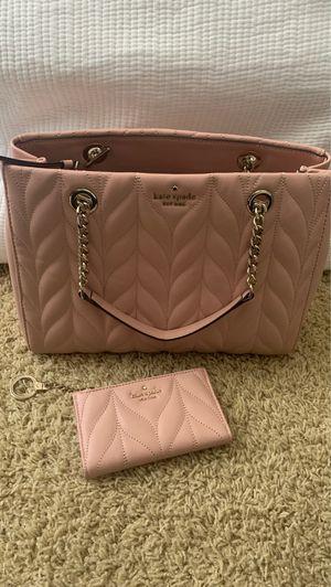 Kate Spade Pink Quilted Briar Lane Bag for Sale in Yorba Linda, CA