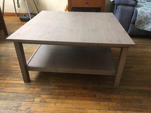 IKEA Hemnes Coffee Table - Dark Grey for Sale in Hialeah, FL