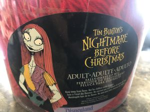 Nightmare before Christmas Sally wig adult for Sale in National City, CA