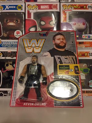 Kevin Owens Retro Series 4 WWE Retro Figure for Sale in Bellaire, TX