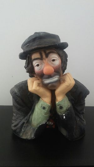 Statue Emmett Kelly for Sale in Boca Raton, FL