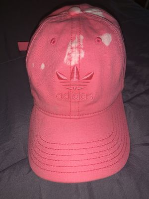Pink adidas hat for Sale in Las Vegas, NV