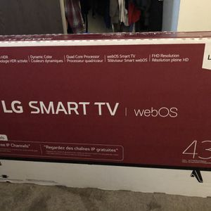 Smart Tv Brand New Never Open for Sale in Antioch, CA