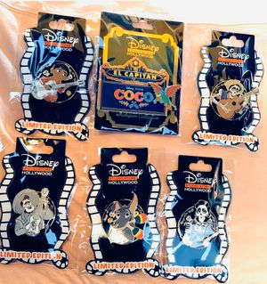 Disney Coco pins LE 300 for Sale in Paramount, CA