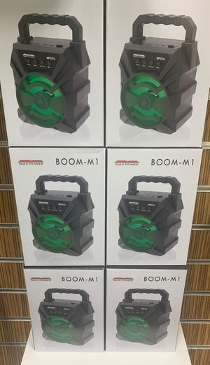 Boom M1 Bluetooth speaker!! for Sale in Victoria, TX