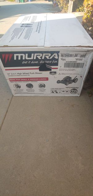 Brand new Murray lawn mower for Sale in El Cajon, CA