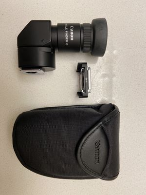 Canon Angle Finder C for Sale in Seattle, WA